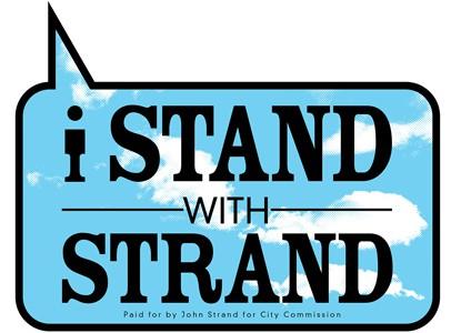 Fargo Commissioner Strand Announces Re-Election Bid