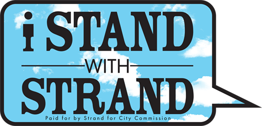 Stand with Strand